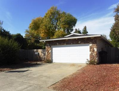 Roseville Single Family Home For Sale: 1308 Champion Oaks