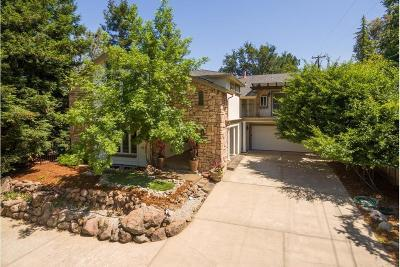 El Dorado Hills Single Family Home For Sale: 1621 Encina Court