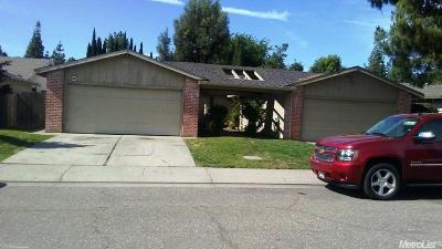 Stockton Multi Family Home For Sale: 1769 Silver Creek Circle #1771
