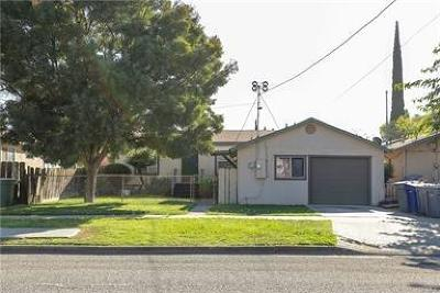 Merced Single Family Home For Sale: 610 Canal