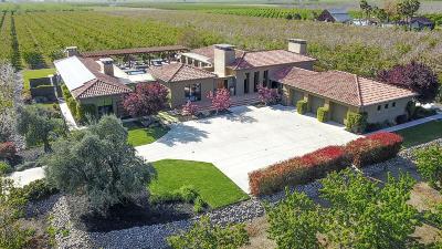 Hughson Single Family Home For Sale: 2101 Clinton Road