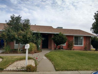 Ceres Single Family Home For Sale: 1654 Joseph Lane