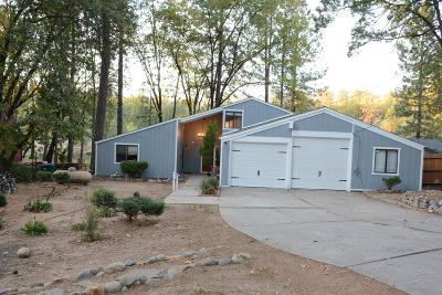 Sonora Single Family Home For Sale: 21626 Wasatch Mountain Rd.