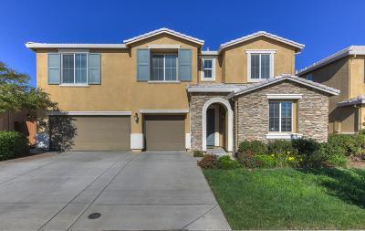 Roseville Single Family Home For Sale: 4392 Brick Mason Circle