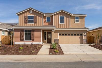 Rancho Cordova Single Family Home For Sale: 12686 Thornberg Way