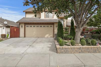 Tracy CA Single Family Home For Sale: $475,000