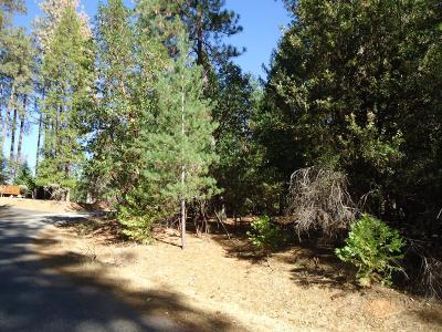 Pioneer Residential Lots & Land For Sale: 25214 Sugar Pine Drive