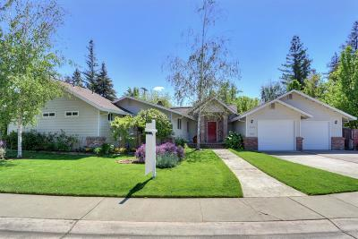 Sacramento Single Family Home For Sale: 2800 Huntington Road