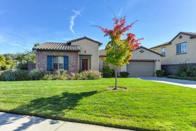 El Dorado Hills CA Single Family Home For Sale: $835,000