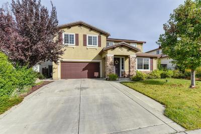 Rocklin Single Family Home For Sale: 1895 Stageline Circle