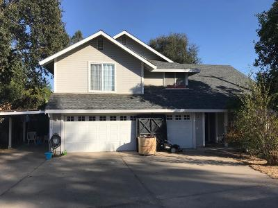 Citrus Heights Multi Family Home For Sale: 6724 Sylvan Road