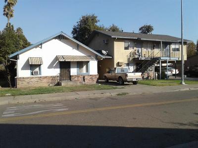 Lodi Multi Family Home For Sale: 117 De Force Avenue
