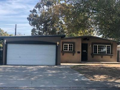 Manteca Single Family Home For Sale: 320 Cowell Avenue