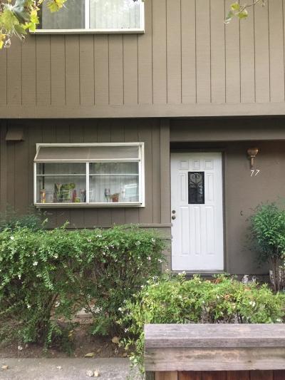 Sacramento County Condo For Sale: 5632 Hamilton Street