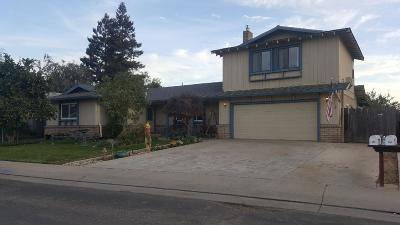 Escalon Single Family Home For Sale: 537 Zinfandel Drive