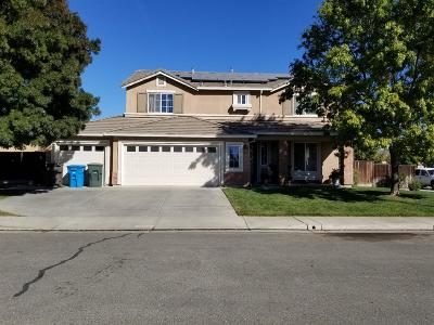 Colusa Single Family Home For Sale: 306 West Woodhaven Drive