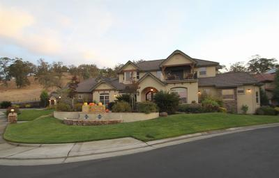 Rocklin Single Family Home For Sale: 3700 Stone Temple Court