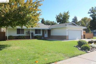 Stockton Single Family Home For Sale: 2522 Lakeview Drive