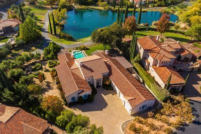 Vineyard Estates, The Vineyard -, The Vineyard, Clos du Lac, Clos Du Lac Single Family Home For Sale: 4357 Rhone Court