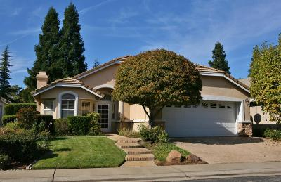 Roseville Single Family Home For Sale: 7213 Clearview Way