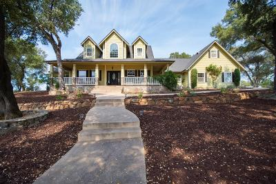 Shingle Springs Single Family Home For Sale: 3255 Cothrin Ranch Road