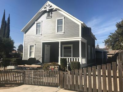 Oakdale Single Family Home For Sale: 302 East A Street