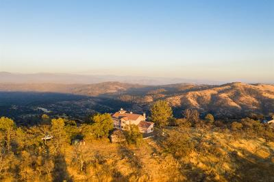 Mariposa County Single Family Home For Sale: 3698 Guadalupe Fire Road