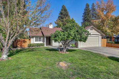 West Sacramento Single Family Home For Sale: 2899 Aylesbury Court