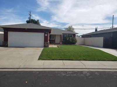 Manteca CA Single Family Home For Sale: $340,000