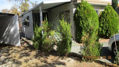Placerville Mobile/Manufactured For Sale: 6387 Motherlode Drive