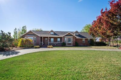 Vacaville Single Family Home For Sale: 7961 Charlotte Lane