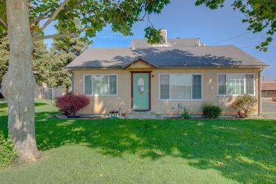 Merced Single Family Home For Sale: 2733 East Gerard Avenue
