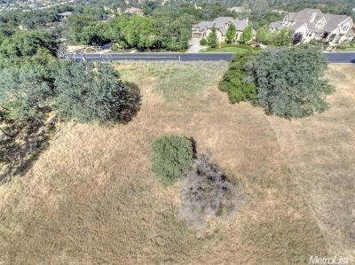 El Dorado Hills Residential Lots & Land For Sale: 3950 Errante Drive