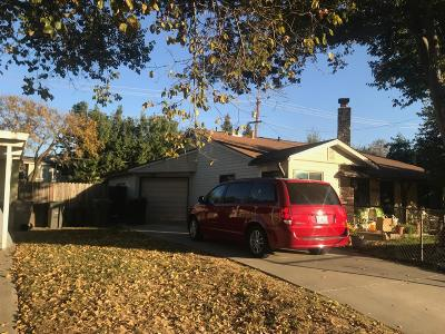 West Sacramento Single Family Home Contingent: 2129 Kinsington