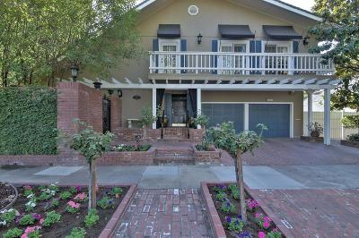 Sacramento Single Family Home For Sale: 1415 Santa Ynez Way