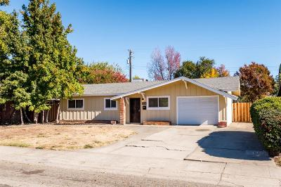 Citrus Heights Single Family Home For Sale: 7732 Saybrook Drive
