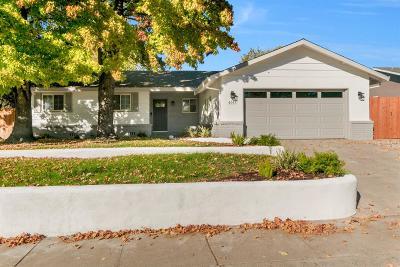 Carmichael Single Family Home For Sale: 6027 Ranger Way