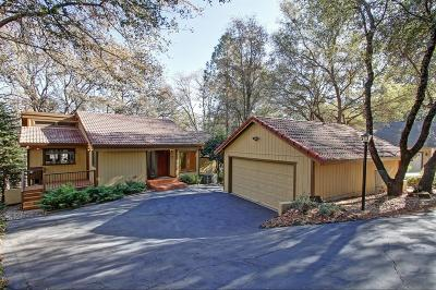 Auburn CA Single Family Home For Sale: $439,000