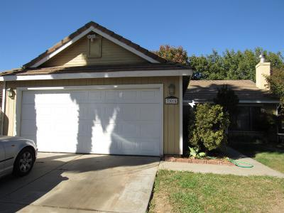 Modesto CA Single Family Home Active Short Sale: $265,000