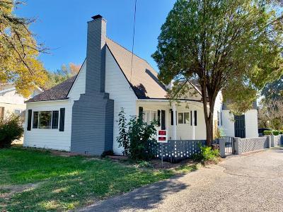 Sacramento Single Family Home For Sale: 3010 Marysville Boulevard