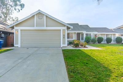 Sacramento Single Family Home For Sale: 379 Sumatra Drive