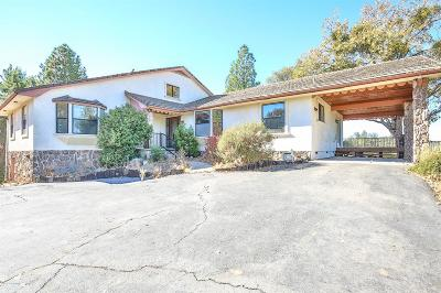Sutter Creek CA Single Family Home For Sale: $479,000
