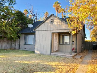 Sacramento Single Family Home For Sale: 1857 Glenrose Avenue