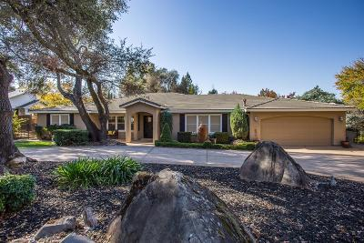 Granite Bay Single Family Home For Sale: 6932 Blue Oak Lane
