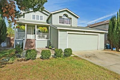 Modesto Single Family Home For Sale: 809 Fall River Drive