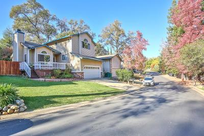 El Dorado County Single Family Home For Sale: 5134 Clarion Court