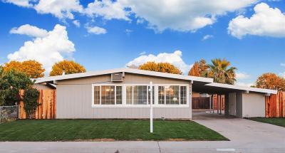 Manteca CA Single Family Home For Sale: $314,950