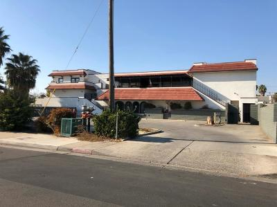Turlock Commercial For Sale: 309 North Center Street