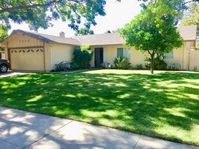 Stockton Single Family Home For Sale: 3426 Stone River Circle