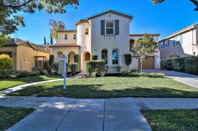 Mountain House Single Family Home For Sale: 494 West Fauna Avenue